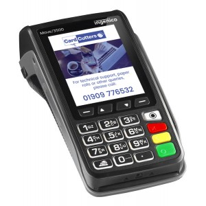 Global Payments MOVE3500
